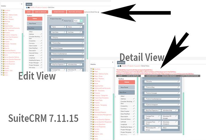 SuiteCRM-VisualEditor
